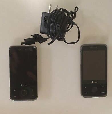 (2) HTC Touch Pro Cell Phones Windows Mobile 6.1 Htc Touch Pro Mobile