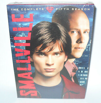 SMALLVILLE fifth season Complete NEW
