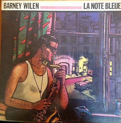Barney Wilen: La Note Bleue
