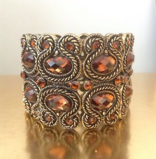 Brown Bead Stretch Bracelet Brand New Mount Ommaney Brisbane South West Preview