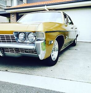 1968 Chevy Impala 327 powerglide Redcliffe Redcliffe Area Preview