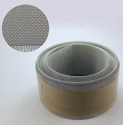 STANDARD RODENT MESH ROOFING ROLL 30M X 100MM - STAINLESS STEEL - EASY TO CUT