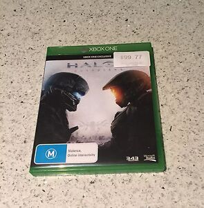 GENUINE HALO 5 GUARDIANS XBOX ONE GAME LIKE NEW! Rowville Knox Area Preview