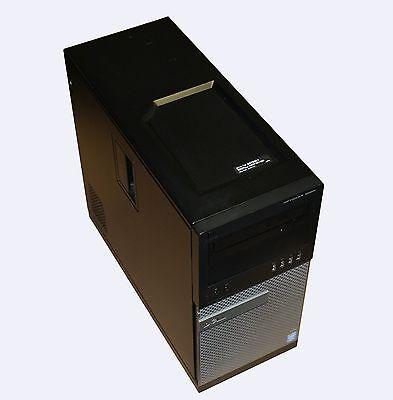 Dell Optiplex 9020 i7-4770 Quad-Core 3.4GHz 8Gb 500Gb Mini-Tower Win8.1 #5A