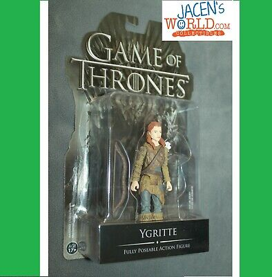 """YGRITTE FIGURE GAME OF THRONES 3.75"""" FUNKO FULLY POSEABLE"""
