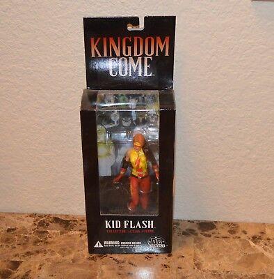 Alex Ross Kingdom Come Kid Flash Action Figure Mint Condition Dc Direct segunda mano  Embacar hacia Mexico