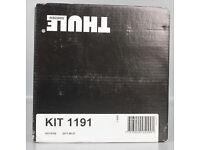 Thule 1398 Montage-Kit f/ür Rapd System Fu/ßsatz 750