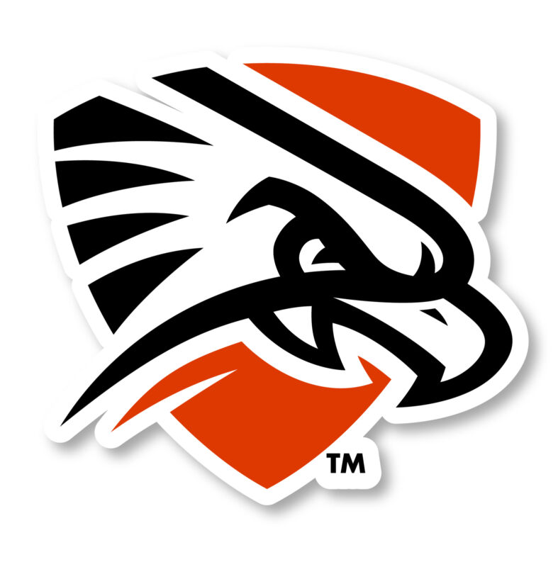 University of Texas of the Permian Basin 4 Inch Vinyl Mascot Decal Sticker