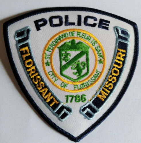 Florissant Missouri Police Patch // FREE US SHIPPING!
