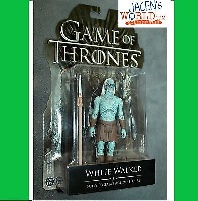 White Walker Game of Thrones Action Figure 3.75 inch by Funko (White Walker)