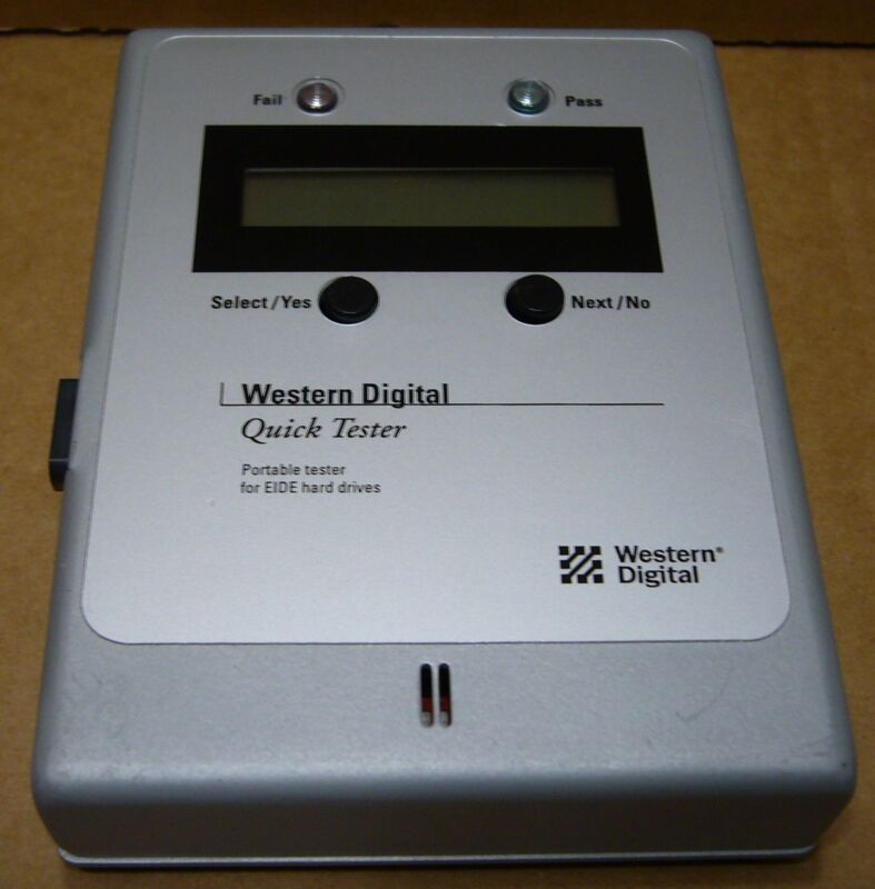 Western Digital WD1015 EIDE Portable Hard Drive Tester
