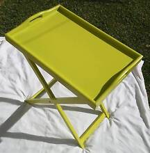 Folding Tray Table RRP $35 St Leonards Willoughby Area Preview