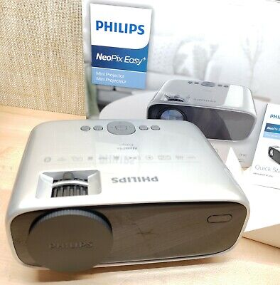 PHILIPS NeoPix Prime Beamer (HD, 3500 lumens,)