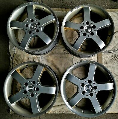 R.O.D. Aluett Z25807R KBA45481 Alufelgen 8Jx17 ET42 LK5x112 Audi VW Mercedes online kaufen