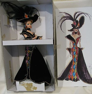 NEW  NRFB Masquerade Ball Bob Mackie Barbie Doll #10803 In Shipper Box FREE SHIP