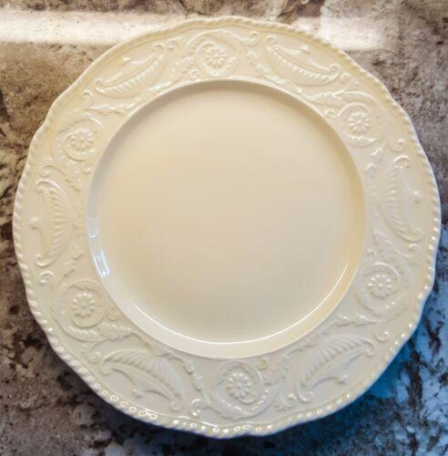 Adam Antique Steubenville Cream 1930s luncheon plate