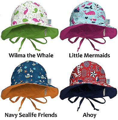My Swim Baby Sun Hat for Boys or Girls Ages 6 Months to 3 Years - -