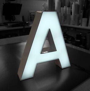 3D BUCHSTABEN • LEUCHTBUCHSTABEN • WERBUNG • PREISWERT • QUALITATIV • LED'S