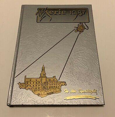 "Yearbook - UNIVERSITY OF NORTH TEXAS 1987 ""AERIE"" Denton Texas Annual for sale  Denton"