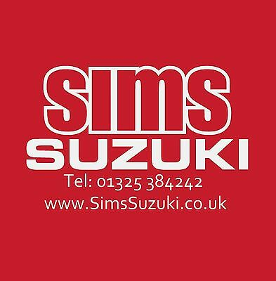 Sims Suzuki Parts