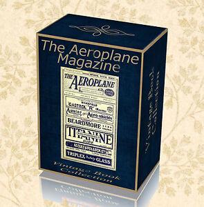 600 The Aeroplane Magazine on DVD History Book Aircraft Fly Planes WW1 Flight 27
