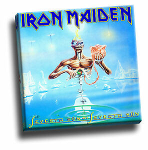 Iron-Maiden-Seventh-Son-Of-A-Seventh-Son-Giclee-Canvas-Album-Cover-Picture-Art