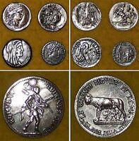 Lotto 5 Monete - Etruria - Impero Romano - Grecia Antica - Ristampe - Anni 70 -  - ebay.it