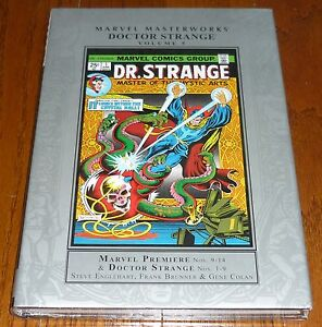 Dr. Strange Volume 5 Marvel Masterworks Hardcover SEALED Doctor, Frank Brunner