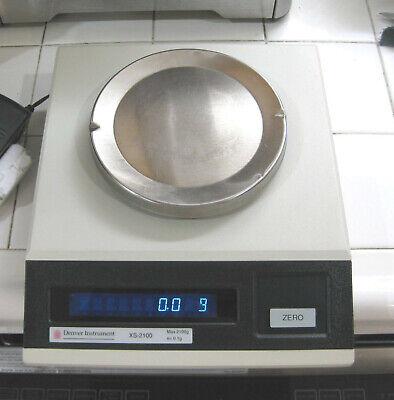 Denver Instruments - Xs-2100 Series Top Loading Balance.