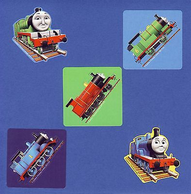 15 Thomas the Tank Engine Train Shaped Stickers - Party Favors - Rewards