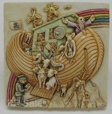 The Lost Ark Harmony Kingdom Noahs Park Picturesque Tile Peter Calvesbert PXNC1