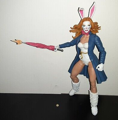 Marvel legends White Rabbit