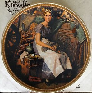Bradford Exchange Norman Rockwell Collector Plates Strathcona County Edmonton Area image 2