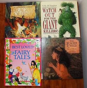 Selection of Children's Picture Books from $3 Ipswich Ipswich City Preview