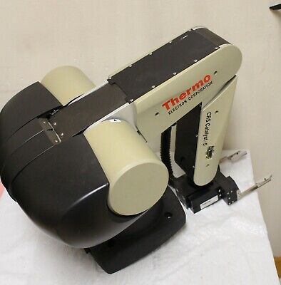 Thermo Electron Scientific Crs Catalyst 5 Robot Arm F1064
