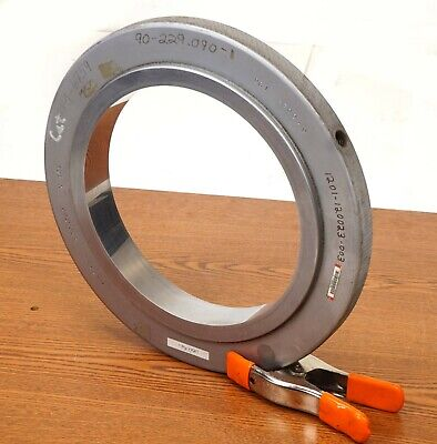 Master Ring Gage Setting Standard X Tol 229.09mm 9.02 Ogi For Bore Gage 9-10
