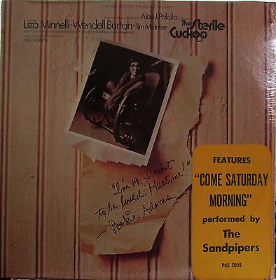The Sterile Cuckoo  (Soundtrack) (Liza Minnelli) (The Sandpipers) ('69) (sealed)