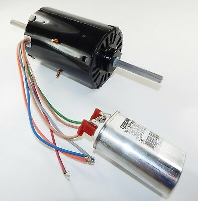 Venmar Make Up Air Motor 02100 17 Hp 1630 Rpm 115 Volts Rotom R3-r366
