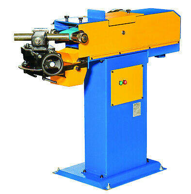 New - Ercolina En100 Pipe And Tube Notcher