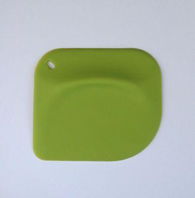 New Silicone Bowl Scraper Dough Divider Cutter Baking Kitchen Supplies Tools