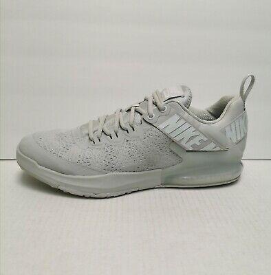 Nike Zoom Domination TR 2 Men's Cross Training Running Shoes Platinum Sz 11.5