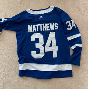 Auston Matthews Toronto Maple Leafs jersey size M, L, XL, & XXL