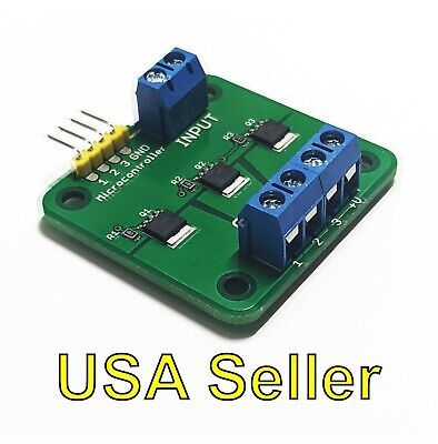 Mosfet Breakout Board Module Switch Relay 15a 30v 3-outputs For Arduinorpi