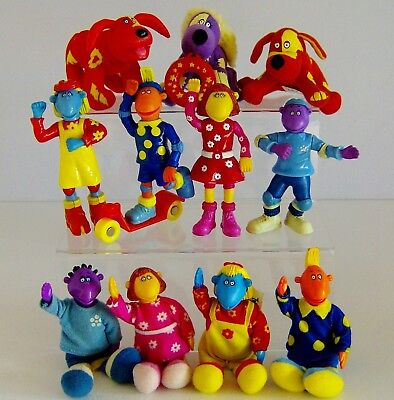 The Tweenies Toy Figure Bundle