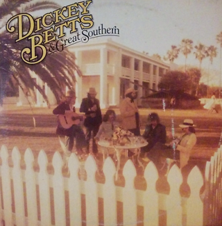 Dickey Betts & Great Southern - LP
