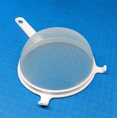 Plastic Strainer Kitchen Cooking Nylon Polyester Mesh 100% Plastic 6-1/2 Swiss