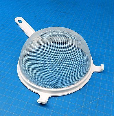 Plastic Strainer Kitchen Cooking Nylon Polyester Mesh 100% Plastic 6-1/2 Swiss