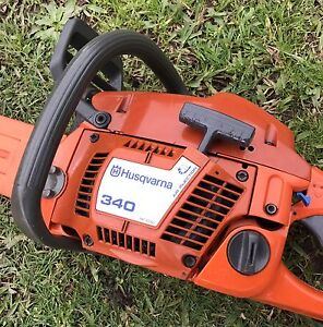 Husqvarna 340 Chainsaw (41cc Power) in great condition Pakenham Cardinia Area Preview