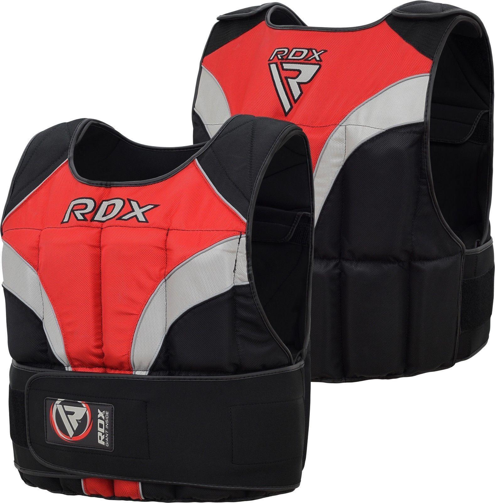 RDX Weighted Vest Dual Piece 40lbs Adjustable Shock Absorben