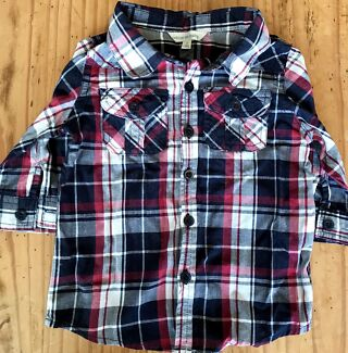 Cotton On Baby Boys Size 0 Shirt